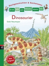 Erst ich ein Stück, dann du - Dinosaurier