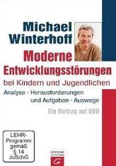 Moderne Entwicklungsstörungen bei Kindern und Jugendlichen, DVD
