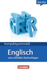 lex:tra Kompaktgrammatik Englisch zum schnellen Nachschlagen
