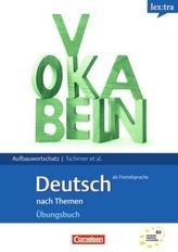 lex:tra Aufbauwortschatz Deutsch als Fremdsprache nach Themen