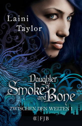 Zwischen den Welten - Daughter of Smoke and Bone