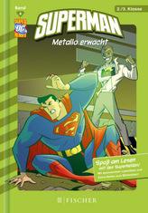Superman - Metallo erwacht