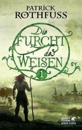 Die Furcht des Weisen. Bd.1