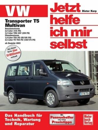 VW Transporter T5 / Multivan - Korp, Dieter