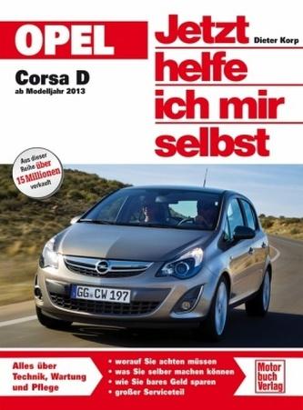 Opel Corsa D ab Modelljahr 2013 - Korp, Dieter