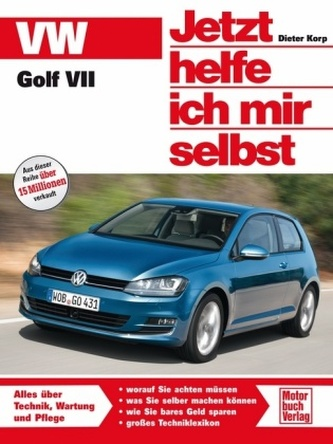 VW Golf VII - Korp, Dieter