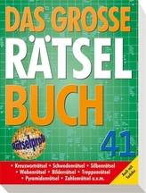 Das große Rätselbuch. Bd.41