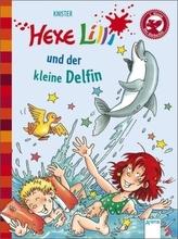 Hexe Lilli und der kleine Delfin