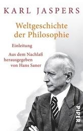 Weltgeschichte der Philosophie