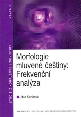 Morfologie mluvené češtiny:Frekvenční analýza