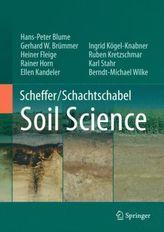 Scheffer/Schachtschabel: Soil Science