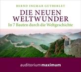 Die neuen Weltwunder, 1 Audio-CD