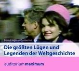 Lügen und Legenden der Weltgeschichte, 2 Audio-CDs