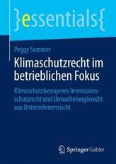 Klimaschutzrecht im betrieblichen Fokus