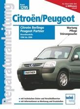 Citroën Berlingo / Peugeot Partner Dieselmodelle 1996-2006