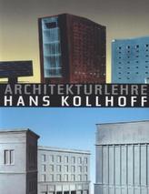 Architekturlehre Hans Kollhoff