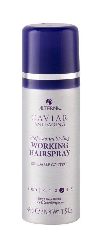 Alterna Caviar Anti-Aging Lak na vlasy Working Hairspray 43 g pro ženy