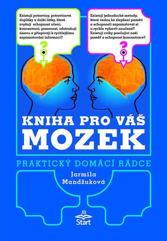 Kniha pro váš mozek - Jarmila Mandžuková