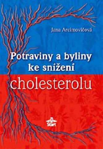 Potraviny a byliny ke snížení cholesterolu - Jana Arcimovičová