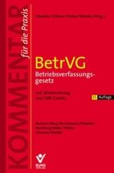 BetrVG Betriebsverfassungsgesetz, Kommentar