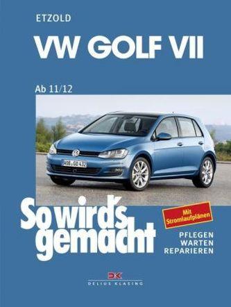 VW Golf VII ab 11/12 - Etzold, Rüdiger