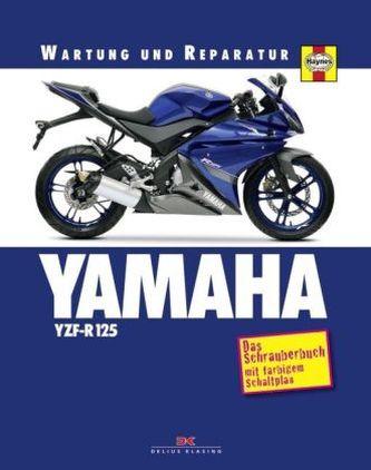 YAMAHA YZF-R 125 - Coombs, Matthew