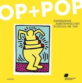 Op und Pop. Experimente amerikanischer Künstler ab 1960.