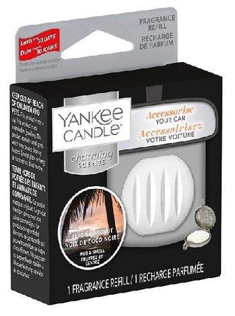 Yankee Candle Charming Scents náplň vůně do auta Black Coconut