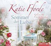 Sommer der Liebe, 6 Audio-CDs