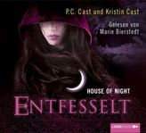 House of Night - Entfesselt, 5 Audio-CDs
