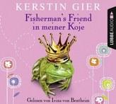 Fisherman's Friend in meiner Koje, 4 Audio-CDs