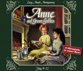Anne of Green Gables, 4 Audio-CDs. Box.3