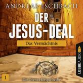 Der Jesus-Deal - Das Vermächtnis, Audio-CD