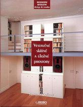 Vestavěné skříně a úložné prostory