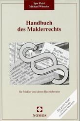 Handbuch des Maklerrechts