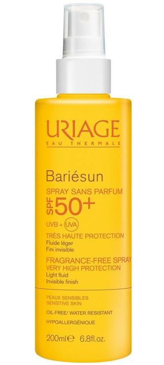 Uriage Bariésun Fragrance-Free Spray SPF 50+ 200ml