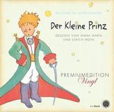 Der Kleine Prinz, 1 Schallplatte (Vinyl Ausgabe)