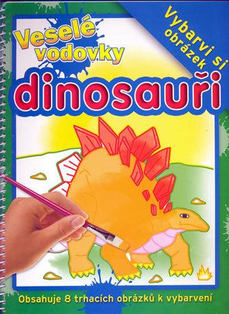 Dinosauři - Veselé vodovky - 3. vydání