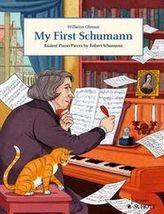 My first Schumann, Klavier