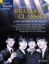 Beatles Classics, Klavier, m. Audio-CD
