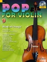 Pop for Violin, für 1-2 Violinen, m. Audio-CD. Vol.9