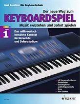 Der neue Weg zum Keyboardspiel, Komplett-Paket. Bd.1