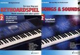 Der neue Weg zum Keyboardspiel, m. Audio-CD u. Spielbuch (Komplettpaket). Bd.2