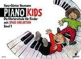 Piano Kids, Band 1 + Aktionsbuch 1
