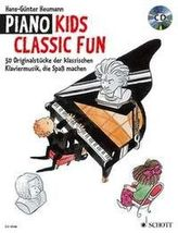 Piano Kids, Classic Fun, m. Audio-CD