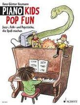 Piano Kids Pop Fun, Klavier