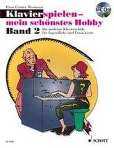 Klavier spielen, mein schönstes Hobby - Schule, m. Audio-CD. Bd.2