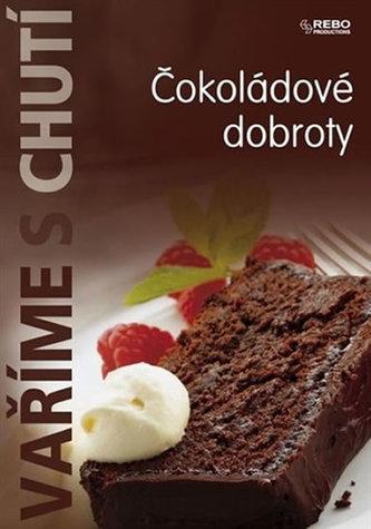 Vaříme s chutí - Čokoládové dobroty