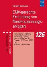 EMV-gerechte Einrichtung von Niederspannungsanlagen