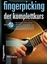 Fingerpicking. Der Komplettkurs, m. Audio-CD